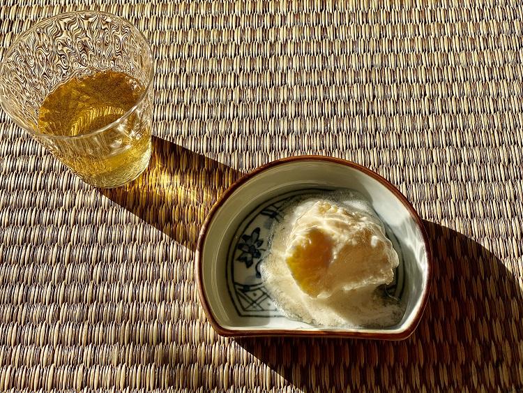 Nishibori and food