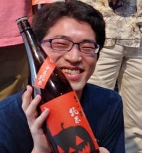 Yuuki Nozaki sake missionary sake sommelier