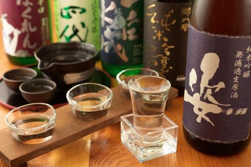 sake photo