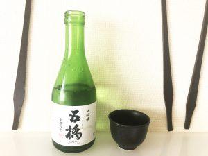 Gokyo Daiginjo Sake, Photo by Cindy Bissig