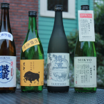 Omachi sake